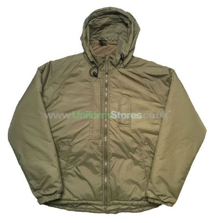 British PCS Thermal Jacket Olive Green BRAND NEW